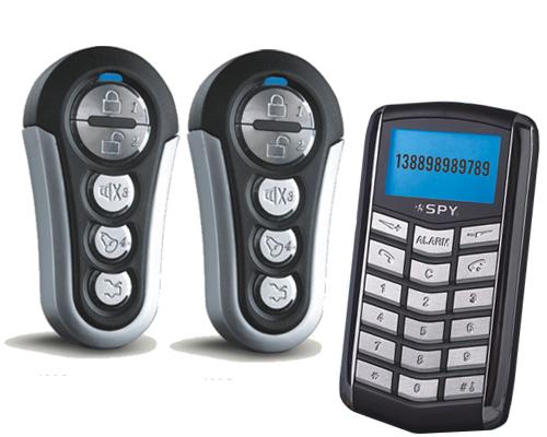 GPS / GSM Alarm Afstands Bedieningen