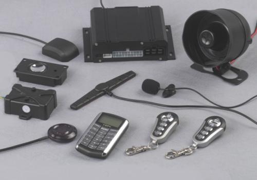 GPS / GSM Alarm Onderdelen