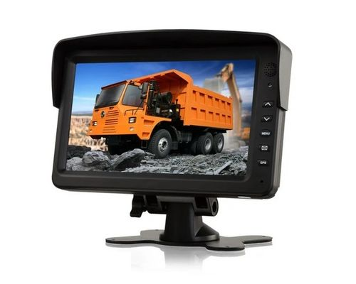 7 Inch Breedbeeld Monitor - MS706 - 2 Kanaals voor D-Type Camera